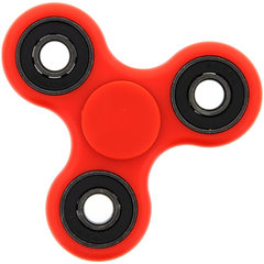 Näpuvurr Fidget Spinner, punane