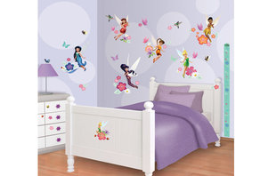 Seinakleebis Disney Fairies