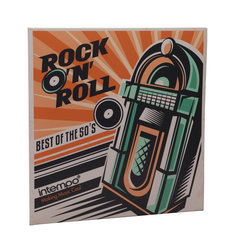 Album Rock'N'Roll 50s collection hind ja info | Vinüülplaadid, CD, DVD | kaup24.ee