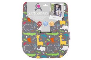 Jalutuskäru istmepehmendus CuddleCo Comfi Cush Mini, jungle