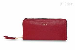 Naiste rahakott Felice P02, punane