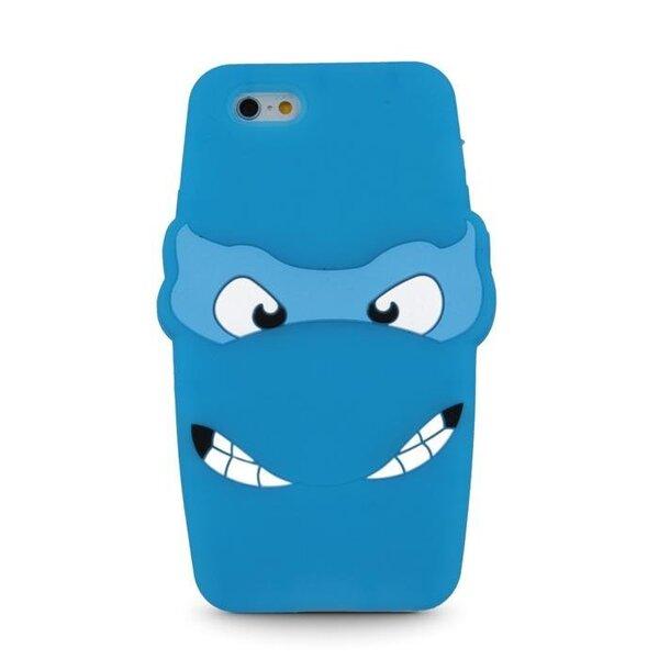 Kaitseümbris Mocco 3D Samsung A300 Galaxy A3, Ninja Turtle, Sinine