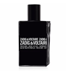Tualettvesi Zadig & Voltaire This is Him! EDT meestele 50 ml