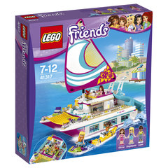 41317 LEGO® Friends Sunshine Catamaran Катамаран