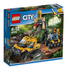 60159 LEGO® CITY Jungle Halftrack Mission