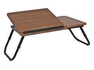 Sülearvutilaud B-26, lepp hind ja info | Arvutilauad, kirjutuslauad | kaup24.ee