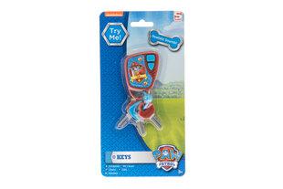 Hariv mänguasi võtmed Paw Patrol