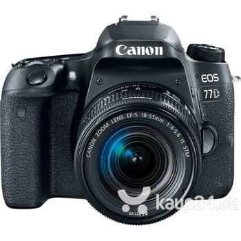 Canon EOS 77D EF-S 18-55 IS STM kit