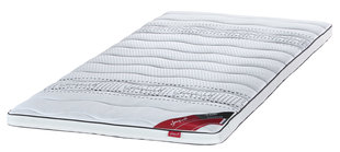 Kattemadrats Sleepwell TOP LATEX TEMPSMART, 80x200 cm