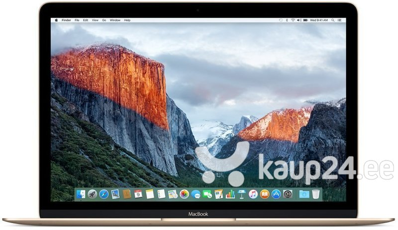 Apple MacBook 12 Retina (MNYM2ZE/A) EN