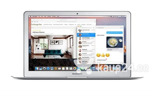 Apple MacBook Air 13 (MQD42RU/A) EN/RUS