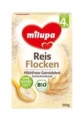 Riisipuder Milupa Bio 4+ kuud, 250 g