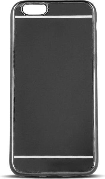 Kaitseümbris Beeyo Mirror sobib Samsung Galaxy S6 G920, Must