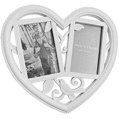Topelt pildiraam LOVE hind ja info | Pildiraamid | kaup24.ee