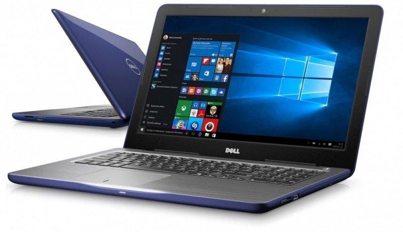 Sülearvuti Dell Inspiron 15 5567 i3-6006U 4GB 1TB WIN10
