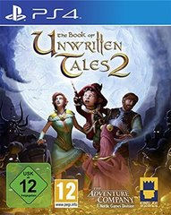 Mäng Book of Unwritten Tales 2, PS4