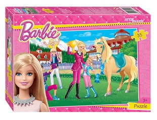 "Пазл ""Barbie"", Step puzzle, 35 части"