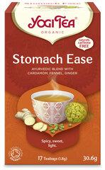 Ökoloogiline Ajurveda tee Yogi Tea Stomach Ease, 30,6 g hind ja info | Tee | kaup24.ee
