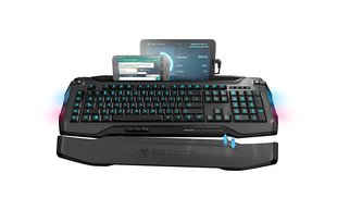 Klaviatuur Roccat Skeltr US, hall (ROC-12-231-GY)