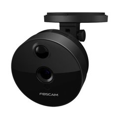 Foscam IP camera C1 black WLAN 2.8mm