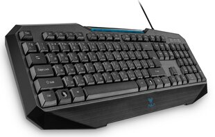 Klaviatuur AULA Adjudication expert gaming keyboard, EN