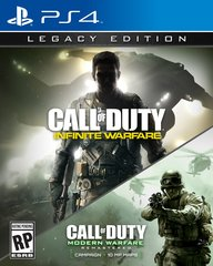 Mäng Call of Duty®: Infinite Warfare (PS4)