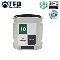 TFO HP 10 C4844AE Black XL INK Cartridge 69ml for Business InkJet 1000 2200 etc HQ Premium Analog hind ja info | Laserprinteri toonerid | kaup24.ee