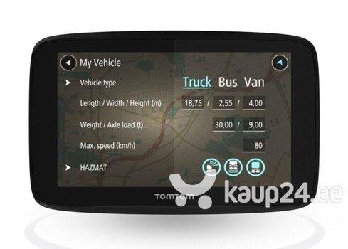 GPS seade TomTom GO Professional 520 wifi EU hind ja info | GPS seadmed | kaup24.ee
