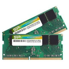 Silicon Power - DDR4 8GB/2133 CL17 (2*4GB) SO-DIMM