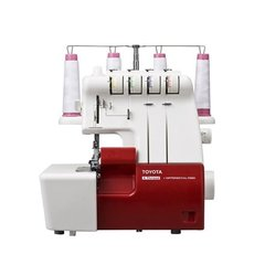 Toyota Sewing machine SLR4D White