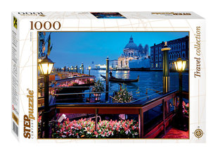 Pusle Step Puzzle 1000 Veneetsia