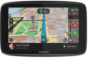 GPS seade TomTom GO PROFESSIONAL 6200 wifi /1 year Traffic EU hind ja info | GPS seadmed | kaup24.ee