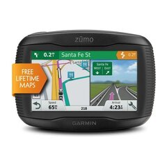GPS seade 395 LM, EU, Travel Edition