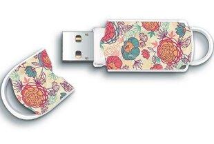 Mälupulk Integral Xpression Floral 8GB