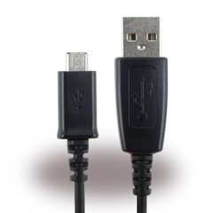 Kaabel Samsung ECB-DU28BE Micro USB Data and Charging Cable 1m Black (OEM)