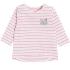 Tüdrukute pika varrukaga pluus Cool Club CCG1500972 hind ja info | Imikute riided | kaup24.ee
