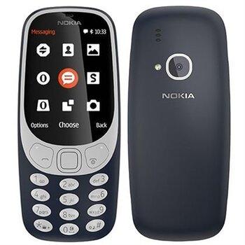 Mobiiltelefon Nokia 3310(2017) DS, Sinine