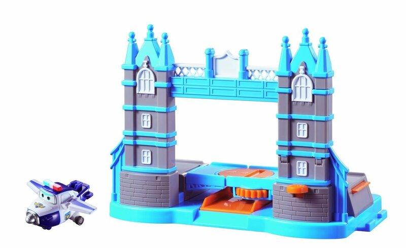 Комплект Tower Bridge Super Wings