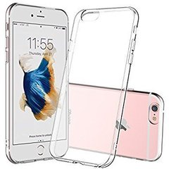 Kaitseümbris Mocco Ultra Back Case 0.3 mm Silicone Case for Apple iPhone 7 Plus Transparent