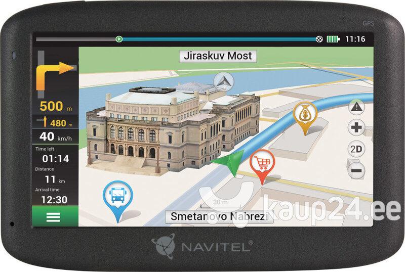 GPS seade Navitel F300