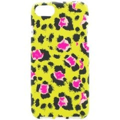Kaitseümbris Mocco Fashion Case Glow in The Dark Panther For Apple iPhone 7 Yellow