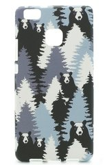Kaitseümbris Mocco Fashion Case Glow in The Dark Bear For Apple iPhone 7