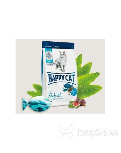Kuivtoit kassidele Happy Cat merekalaga, 1,8kg