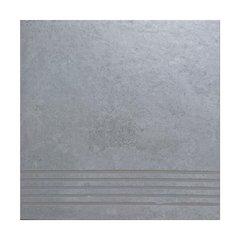 Turvisega põrandaplaadid Corte Grey 33 x 33 cm