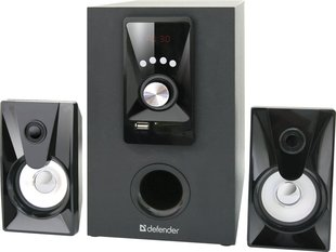Kõlarid 2.1 Speaker system Defender X100 10W Bluetooth, FM/MP3/SD/USB