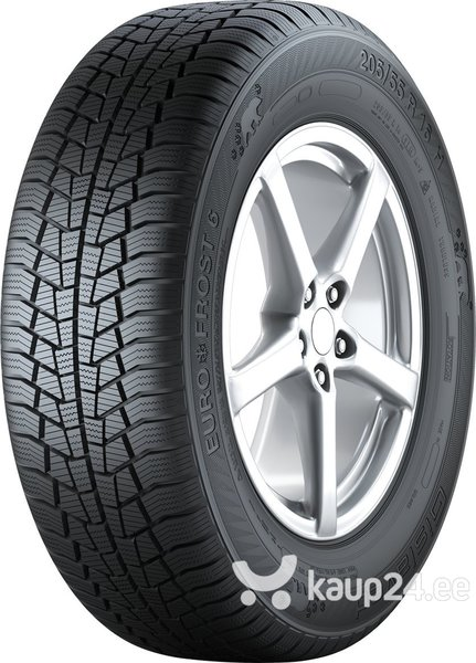 Gislaved EURO*FROST 6 165/70R14 81 T