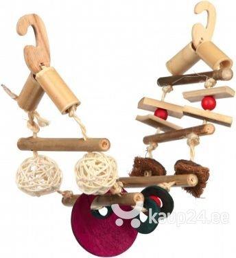 Bambusest lindude mänguasi Trixie hind