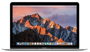 Sülearvuti Apple MacBook 12 Retina (MNYH2RU/A) EN/RU