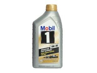 Mootoriõli MOBIL 1 FS SAE 0W-40, 1L