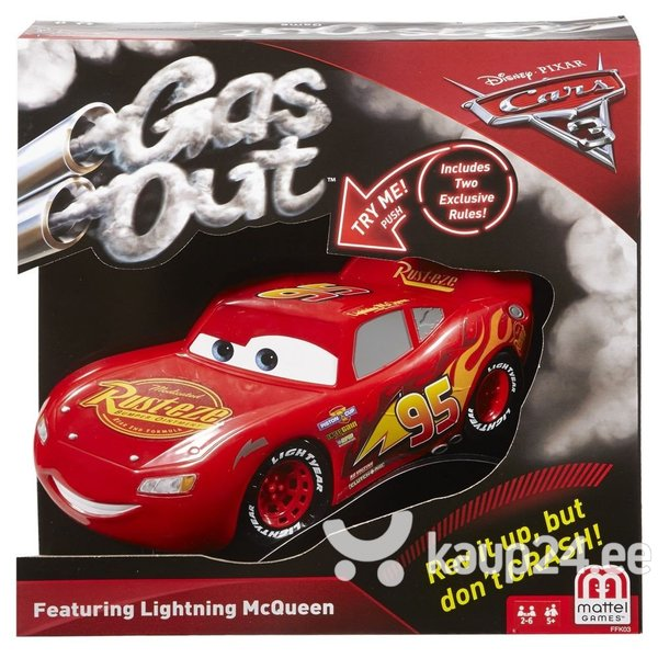 Mäng Cars 3 Gas out, FFK03